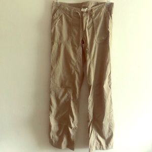 NORTH FACE Women's Hiking Pants (size 6)